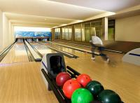 Anna Grand Hotel 4* Balatonfured hotel's bowling alley