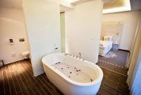 Elegant and romantic suite in Wellness Hotel Bonvino in Badacsonytomaj