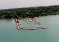Holiday Club Balatonvilagos surrounded by a 50 hectare green park