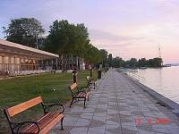 Hungaria beach - Siofok Hotel Hungaria directly on the shore of Lake Balaton