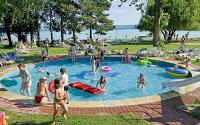 Children pool in Tihany - Balaton Club Tihany bungalows - Balaton