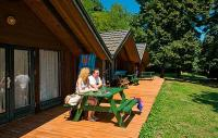 Kalmar Bungalow in Tihany - Club Tihany Bungalows with kitchen at Balaton