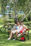 Active relaxing at Lake Balaton in Hotel Annabella Balatonfured