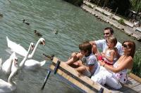 Family holiday in Hotel Annabella in Balatonfured - vacation at Lake Balaton