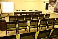 Conference room in Echo Residence All Suite Luxury Hotel in Tihany