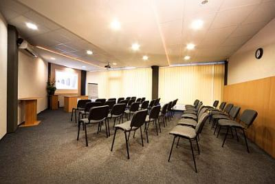 Meetingroom of Hotel Kristaly in Keszthely in a cozy and peaceful environment at Lake Balaton - Hotel Kristaly Keszthely*** - Wellness Hotel Kristaly at Lake Balaton with affordable prices