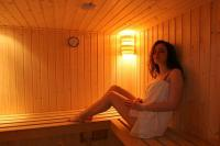 Wellness weekend at Lake Balaton in Hotel Kristaly Keszthely - sauna