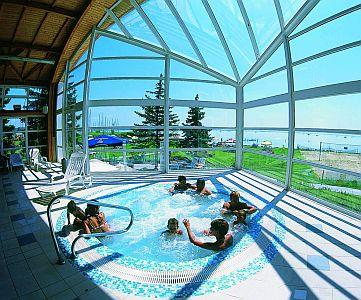 Hotel Marina Port - Wellness with panoramic view in Balatonkenese - Hotel Marina Port**** Balatonkenese - 4-star wellness hotel at Lake Balaton