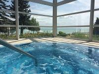 4* Wellness Hotel Marina-Port with jacuzzi in Balatonkenese