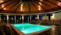 The new swimming pool of Premium Hotel Panorama Siófok - wellness weekend at the Lake Balaton