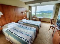 Discount hotel room at Lake Balaton with half board package