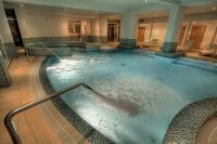 Wellness pool in Ket Korona Conference and Wellness Hotel in Balatonszarszo