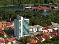 Hotel Panorama Heviz - accommodation in Heviz at discount prices with half board