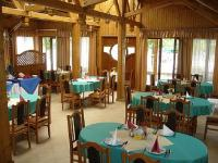 Restaurant in Hotel Korona in Siofok - hotel at Lake Balaton