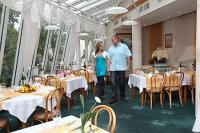 Restaurant of Hotel Spa Heviz