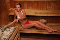 Thermal spa hotel in Heviz with medical treatments, massages, sauna and wellness department