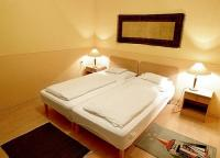 Hotel Szindbad in Balatonszemes with wellness services
