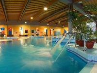 4* Hotel Azur Siofok wellness treatments with half board package